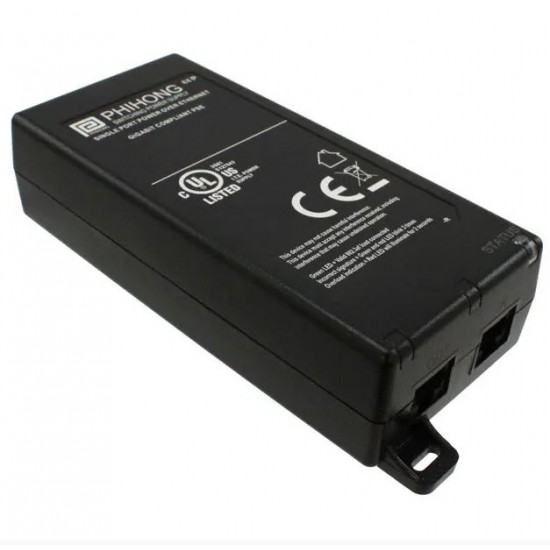 Power over Ethernet (PoE) Injector
