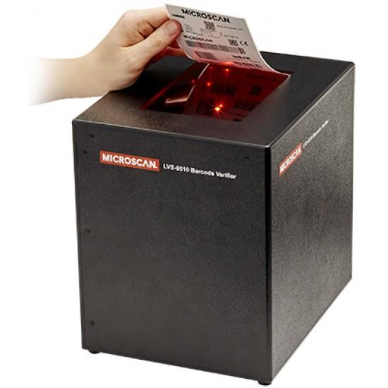 Omron-Microscan LVS-9510 Desktop Barcode Verifier
