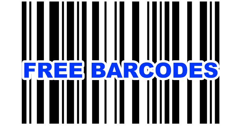 Free Barcode Generator